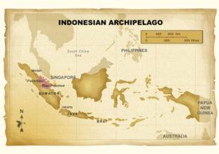 Indonesia Pencuci Dosa Negara Maju indonesia map 9