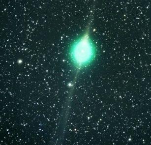 Komet Lulin, Sekali Seumur Hidup comet lulin 1