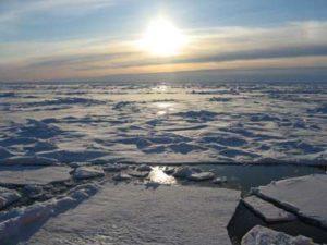Ratusan Ribu Es Arktik Meleleh Dalam Satu Hari arctic sun1 1