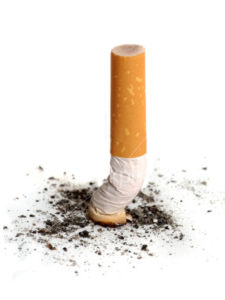 Perokok Miskin Mental cigarette butt 1