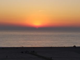 Senja di Ujung Jalan santa maria pier sunset herwin lesmana 2