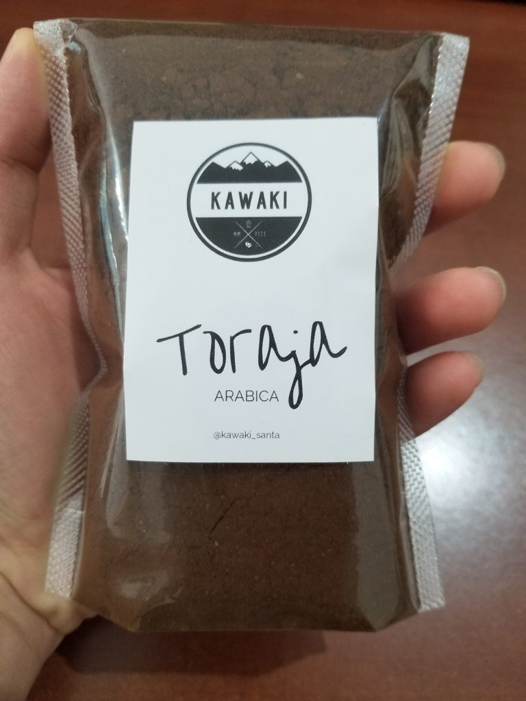 Kopi Toraja - Kawaki - Herwin