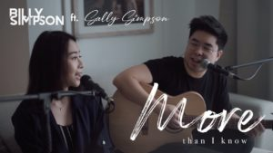 More Than I Know [Acoustic] - Billy & Sally Simpson MPIHnCJbBzg 1