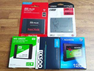 Perbandingan Memilih SSD