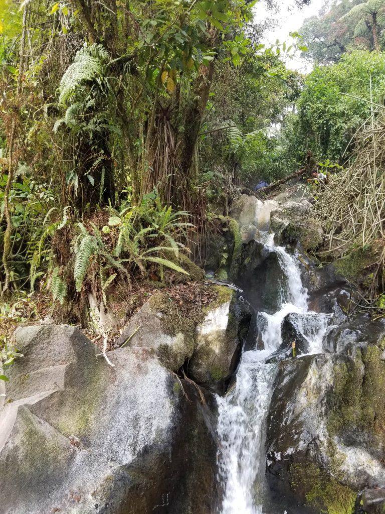 Air Terjun Air Panas - Cibodas, Gunung Gede
