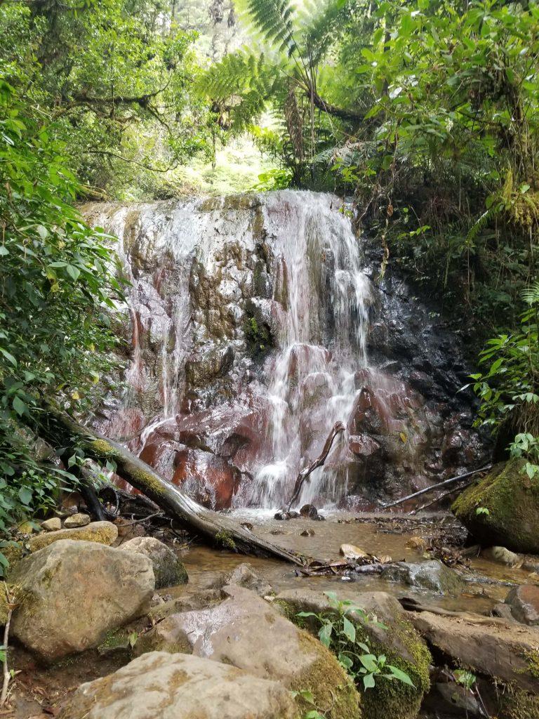 Curug Pancaweuleuh - Cibodas, Gunung Gede