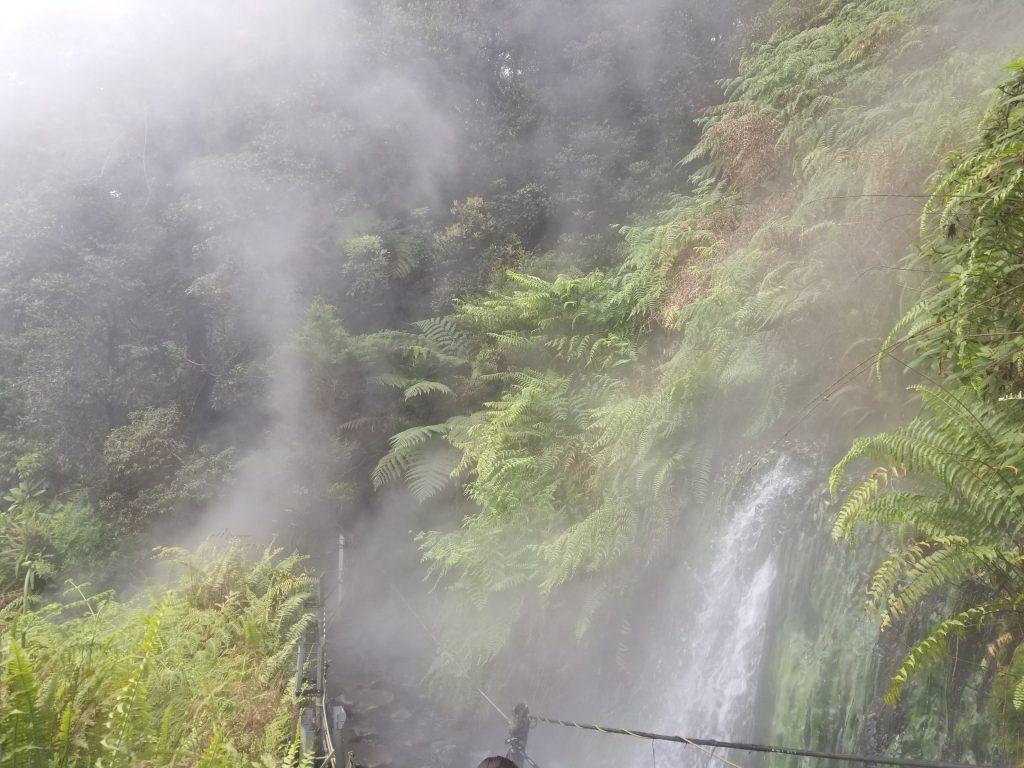 Sumber Air Panas - Cibodas, Gunung Gede