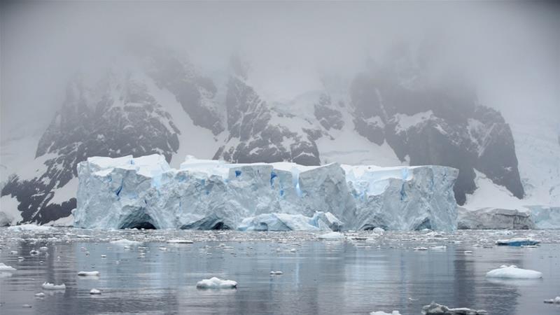 Es Antartika Pecah Seluas Sepertiga Jakarta Es Antartika Pecah 1