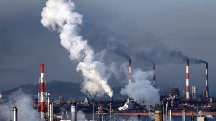 Polusi Dunia Naik 3 Persen Polusi Dunia Naik 1