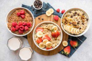 Sarapan Sehat Susu Sereal Buah Sarapan Sehat 2