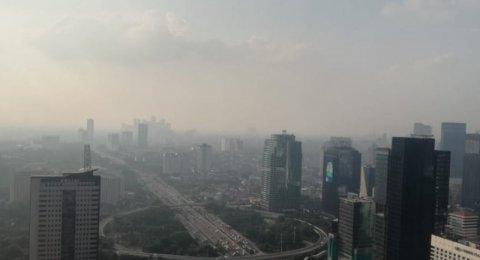Kualitas Udara Jakarta Buruk Udara Jakarta 1