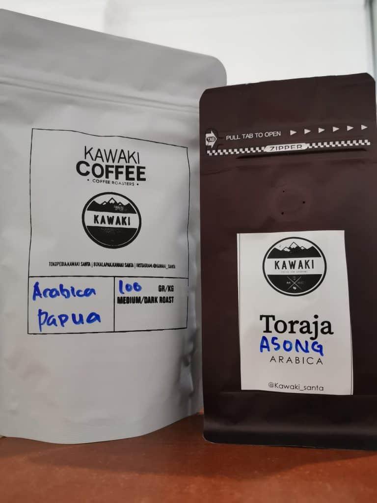 Kawaki Coffee: Kopi Enak Ga Harus Mahal