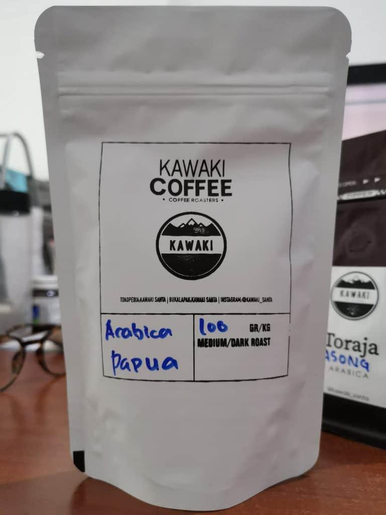 Kawaki Coffee: Arabica Papua