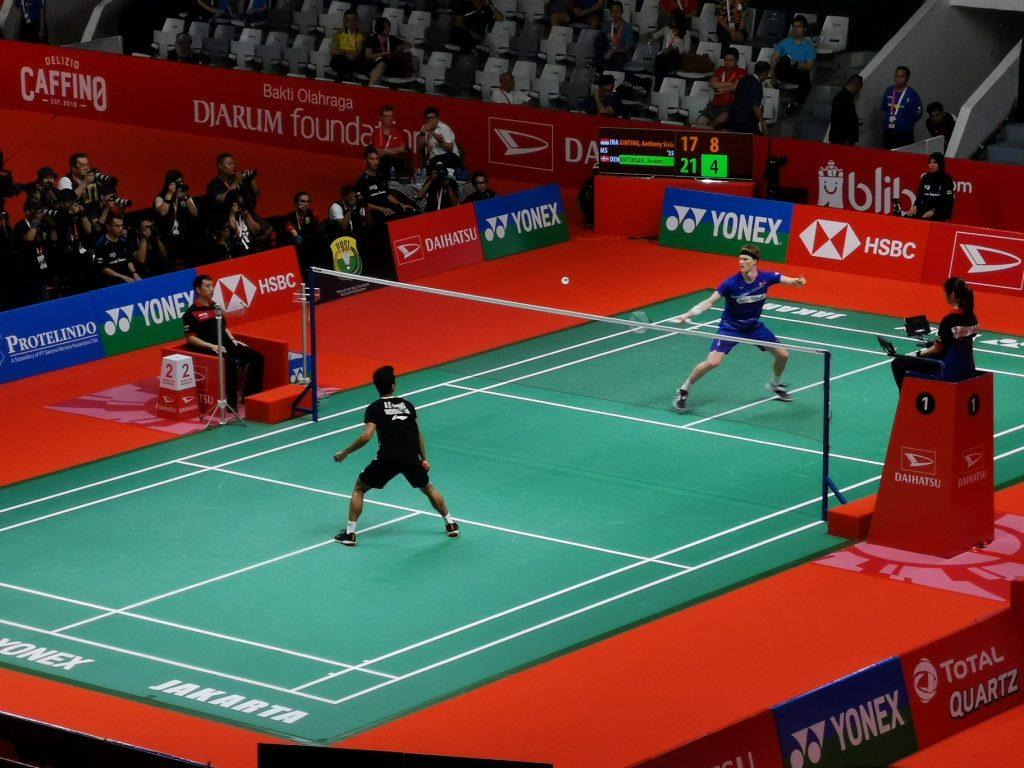 Badminton Indonesia Master 2020, Istora Senayan Indonesia Master 2020 HerwinLab 10 1