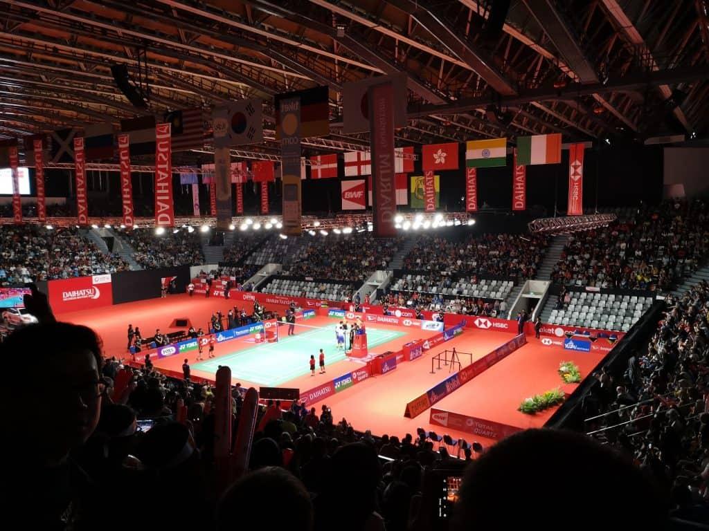 Istora Senayan, Badminton Indonesia Master 2020