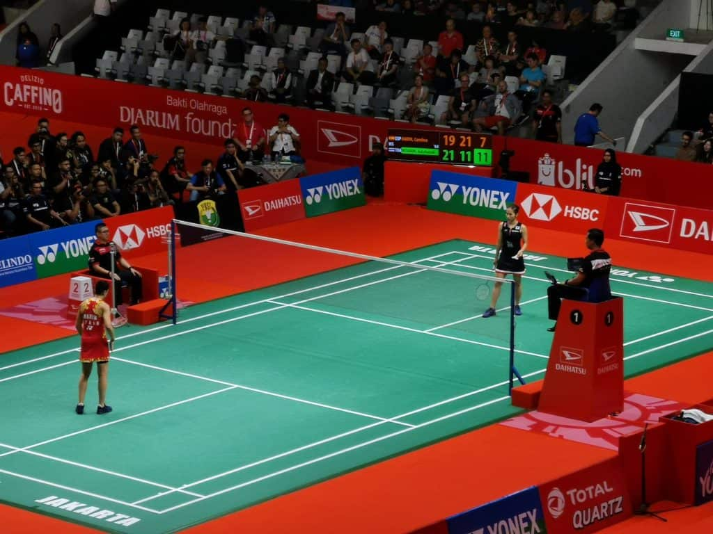 Tunggal Putri, Final Badminton Indonesia Master 2020