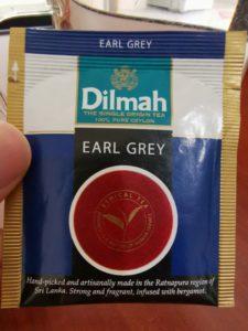Kenalan Dulu, Baru Sayang - Earl Grey Tea