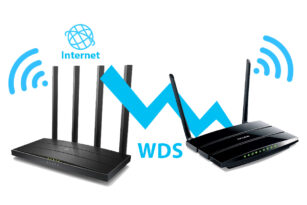 WDS Bridge Router Wireless - HerwinLab