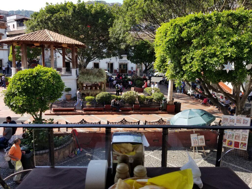Cafe di Taxco Mexico