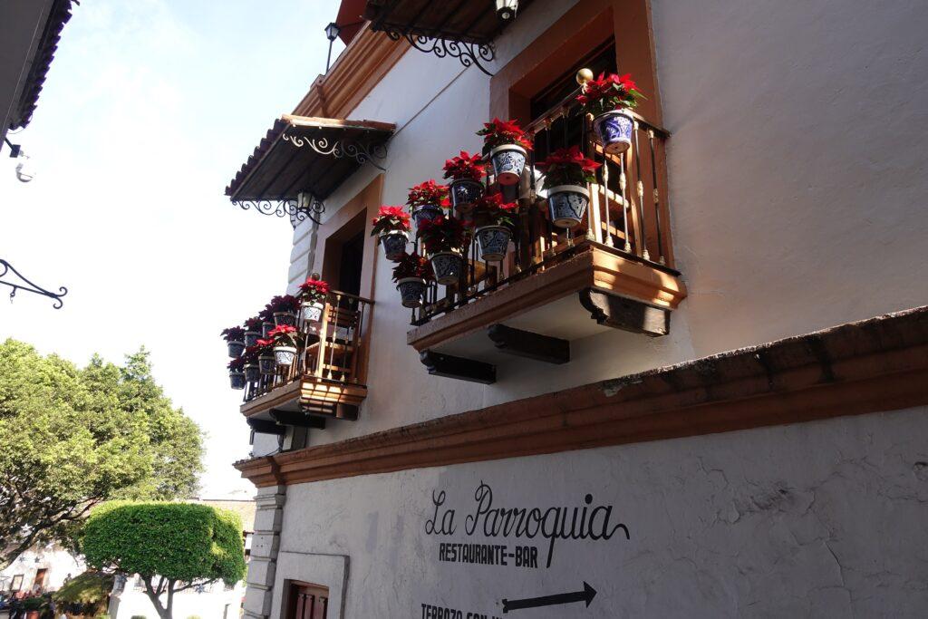 Taxco, Mexico, Arsitektur Bangunan
